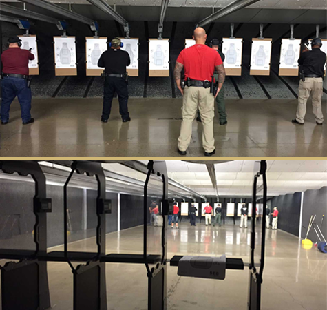 Training at a Range