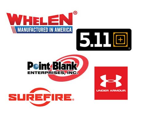 Whelen Point Blank Under Armor Surefire